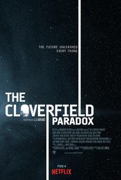 Cartel de The Cloverfield Paradox