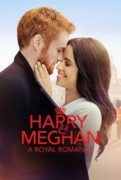 Cartel de Harry & Meghan: A Royal Romance