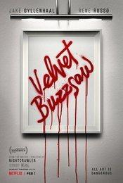 Cartel de Velvet Buzzsaw