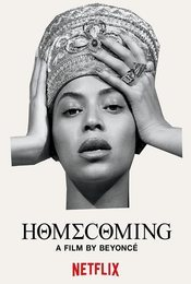 Cartel de Homecoming: A Film by Beyoncé
