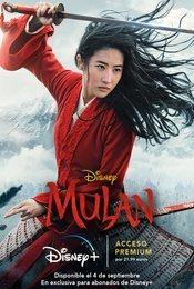 Cartel de Mulán