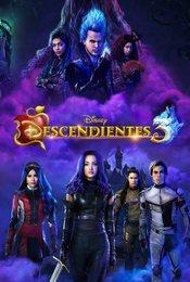 Cartel de Descendants 3