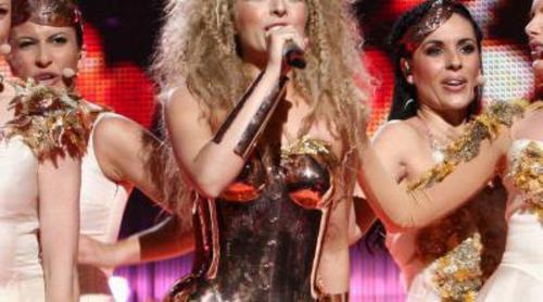 Gisela en Eurovisión