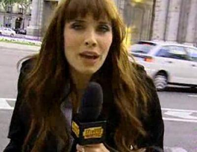 """Los """"gorilas"""" de Telecinco y Pilar Rubio en la despedida de Bea"""