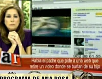 Telecinco también saca vídeos de YouTube