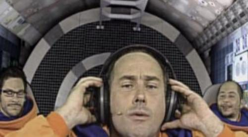 Los astronautas de 'La tira'