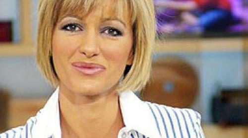 """Susanna Griso: """"Una presentadora de hoy, con los pies en la tierra"""""""