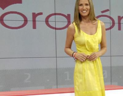 Nuevo 'Corazón' con Anne Igartiburu