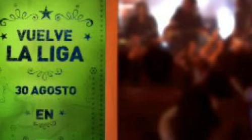 La Liga vuelve a La Sexta con LaVacazul
