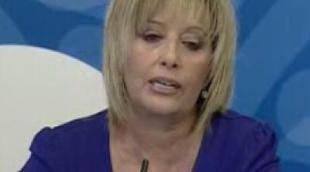 María Teresa Campos vuelve con Zapatero