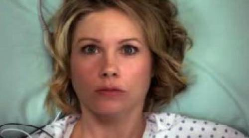 Samantha despierta del coma