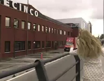 Patricia Conde va a Telecinco a pedir perdón por robar imágenes