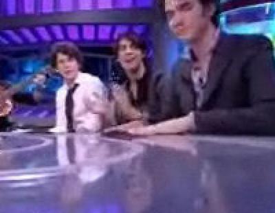 Los Jonas Brothers en 'El Hormiguero' (I)