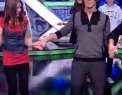 Los Jonas Brothers en 'El Hormiguero' (II)