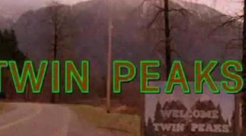 Cabecera 'Twin Peaks'