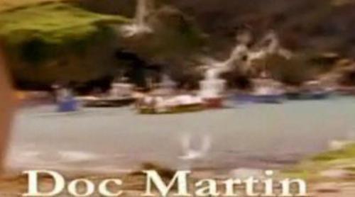 Cabecera de la serie 'Doc Martin'