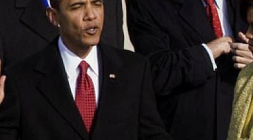 Barack Obama jura su cargo como Presidente de los Estados Unidos