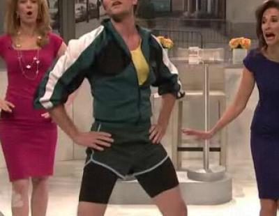 Neil Patrick Harris en 'Saturday Night Live'