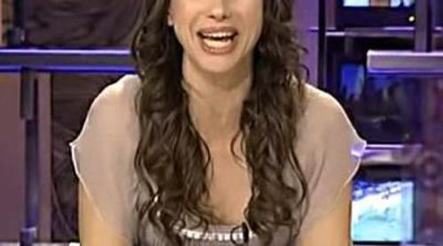 Ataque de risa de Beatriz Montañez en 'El intermedio'