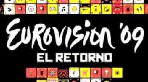 Así serán las galas de 'Eurovisión 2009: el retorno'