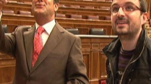 El Follonero recuerda el 23-F con Bono