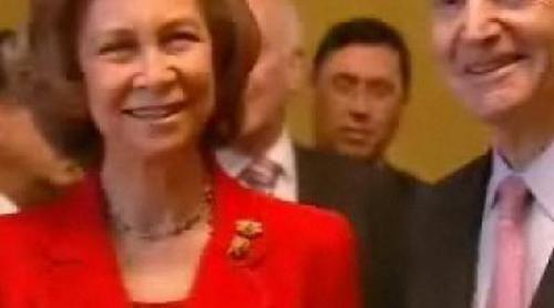 La Reina habla de la serie de TVE '23-F'