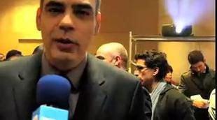 "Nacho Abad: ""Muchas felicidades a FórmulaTV"""
