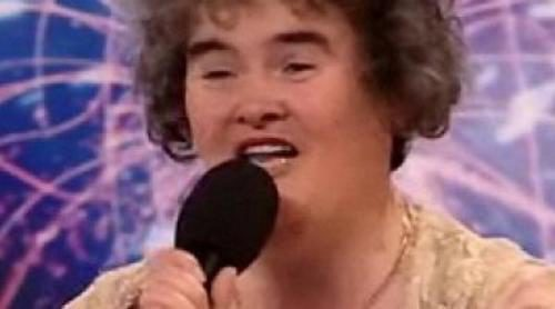 Susan Boyle, la sucesora de Paul Potts