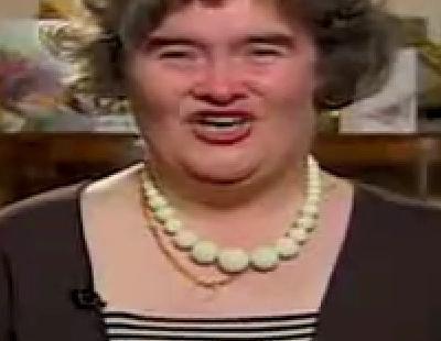 """Susan Boyle canta """"My Heart Will Go On"""" en CNN"""