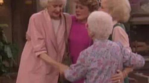 El final de 'Las chicas de oro': el adiós de Dorothy