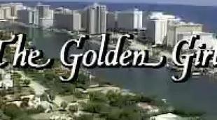 Cabecera de 'Las chicas de oro' ('The Golden Girls')