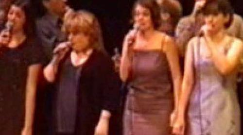 'Los Simpson', a cappella