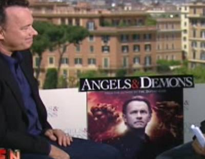 Buenafuente entrevista al actor Tom Hanks