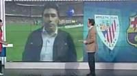TVE no emitió el himno español durante la Copa del Rey