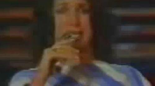"""Fracasos en Eurovisión, 1983: Remedios Amaya """"¿Quién maneja mi barca?"""""""