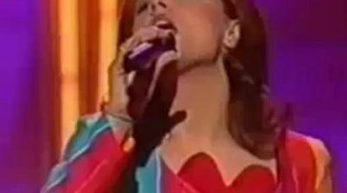 """Fracasos en Eurovisión, 1999: Lydia """"No quiero escuchar"""""""
