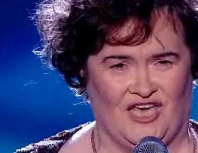 Susan Boyle en la semifinal de 'Britain's Got Talent'