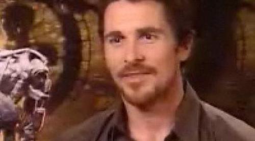 Pilar Rubio entrevista a Christian Bale