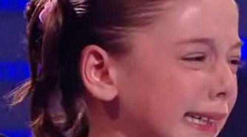 Hollie Steel se echa a llorar en la semifinal de 'Britain's Got Talent'