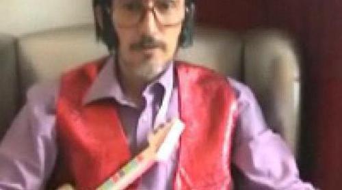 Rodolfo Chikilicuatre te invita a ver 'Dansing Chiki Chiki'