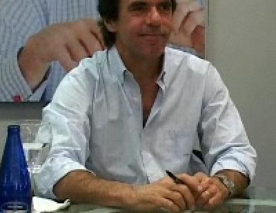 'Malas compañías' le dedica su musical a José María Aznar