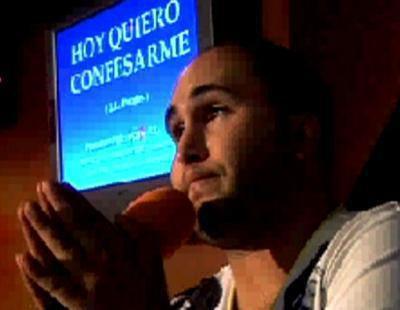 """Paquirrín canta la canción de su madre """"Hoy quiero confesarme"""""""