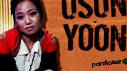 Usun Yoon, pordiosera en 'El intermedio'
