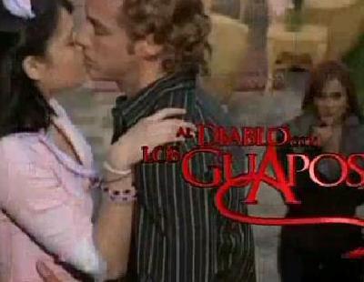 Cabecera de la nueva telenovela 'Al diablo con los guapos'