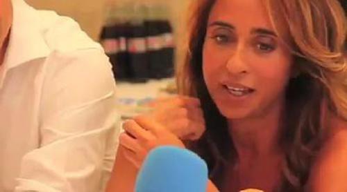 "María Patiño: ""Necesito pasármelo bien para poder transmitir algo"""