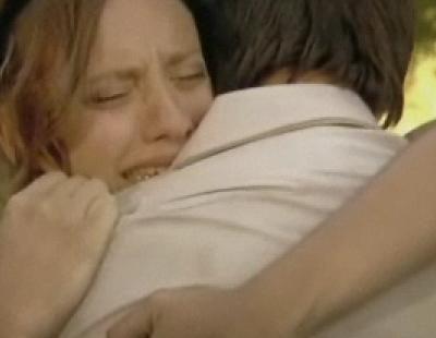 Sara se queda con Lucas en 'Los hombres de Paco'