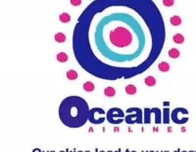 Anuncio Oceanic Airlines