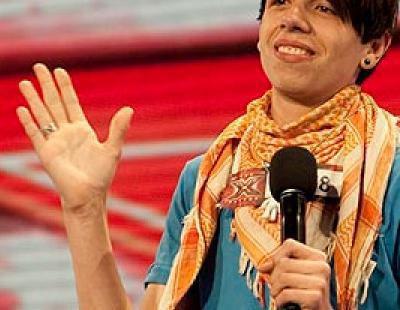 Kyle Campbell en 'The X Factor'