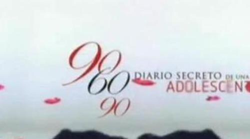 Cabecera de '90-60-90, diario secreto de una adolescente'