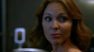 La Dra. Gillian Foster interroga a un congresista en 'Miénteme'